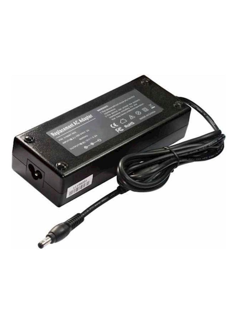 Acer Laptop Adaptor Notebook Adaptor For Hp Pavilion Zd7000 / Acer Aspire 1510 Black