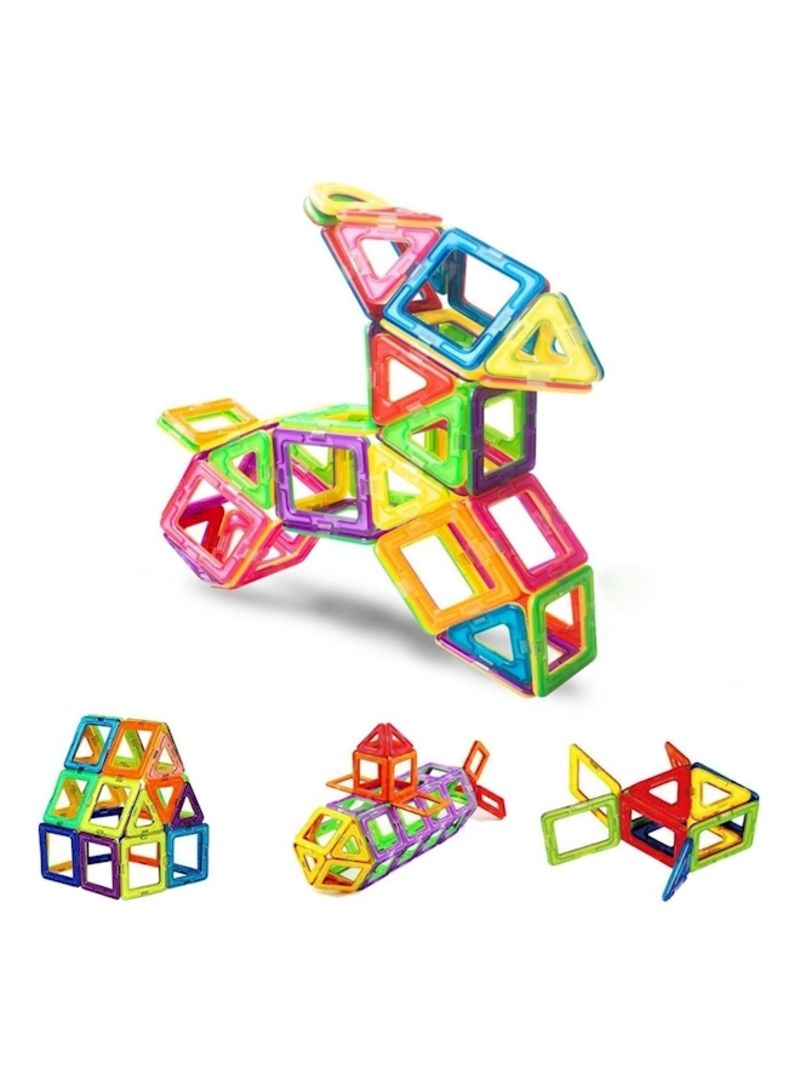 30-Piece Magnetic Building Blocks Educational Toys