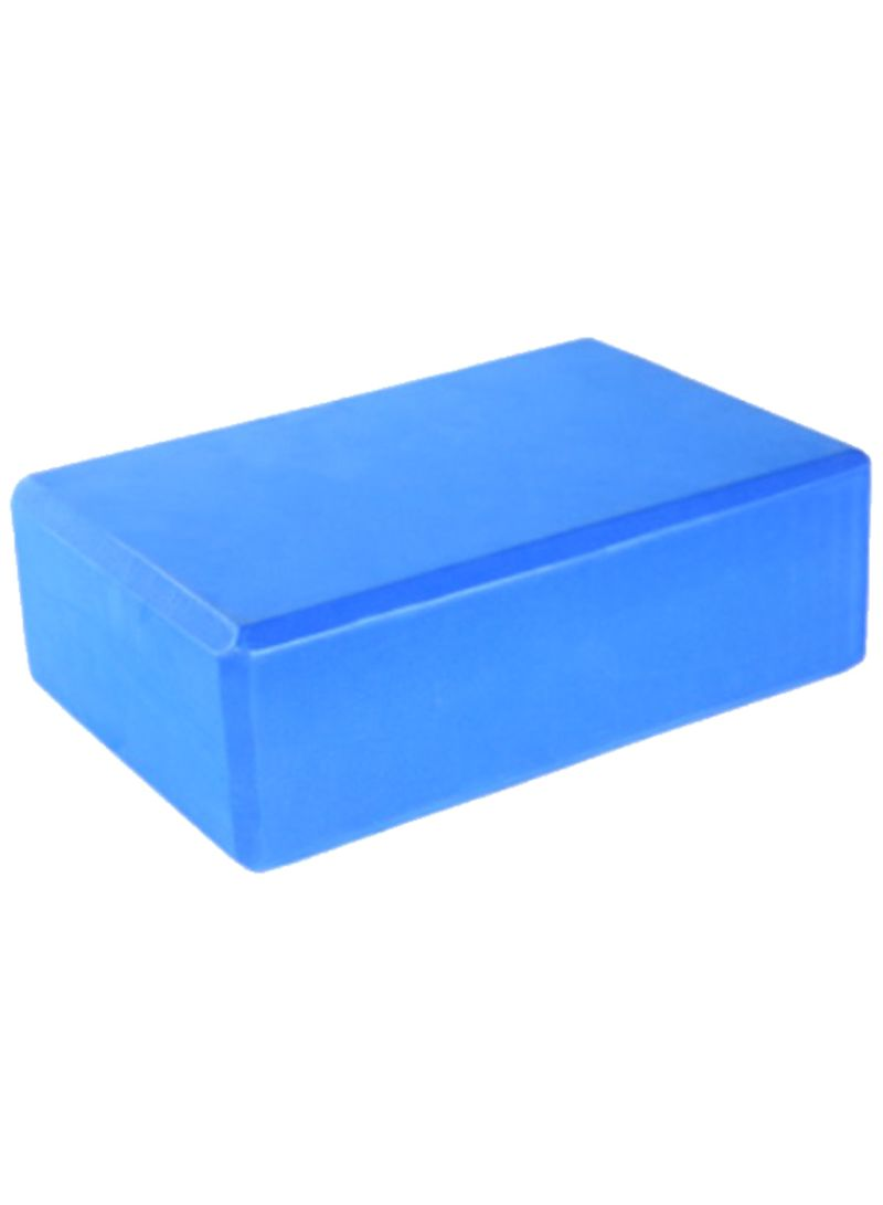 High Density Yoga Brick/Blue 120 g