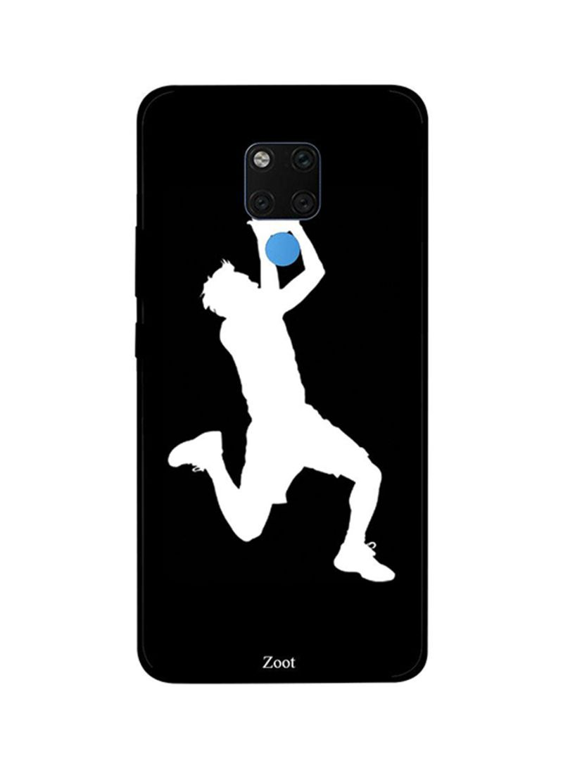 Protective Case Cover For Huawei Mate 20X Basketball BNW