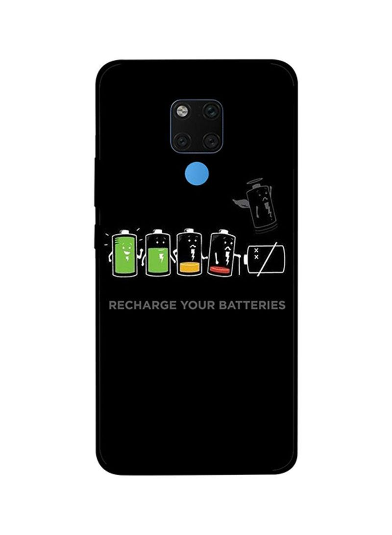 Protective Case Cover For Huawei Mate 20X Recharge Your Batteries