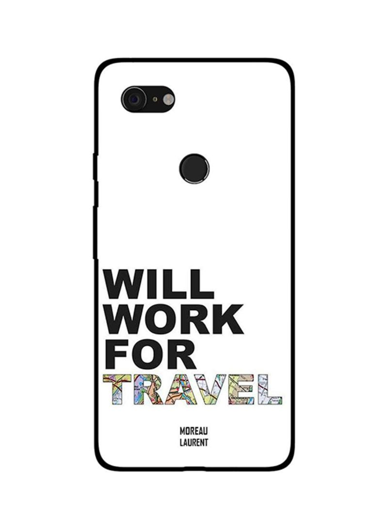 Protective Case Cover For Google Pixel 3XL Will Work For Travel
