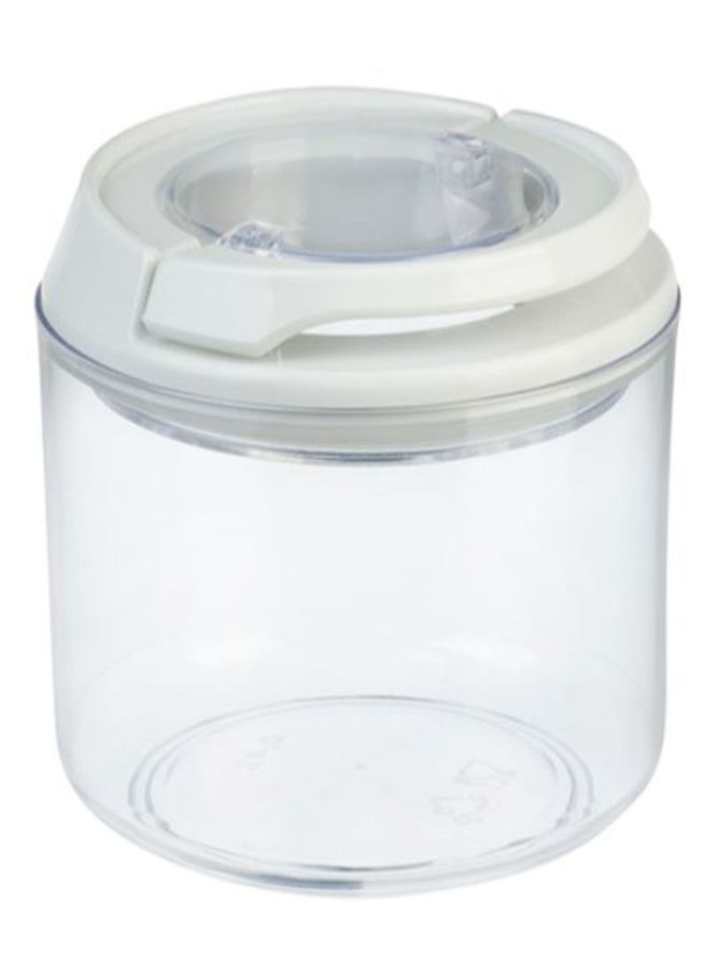 Klikon Food Storage Container Clear 10 centimeter
