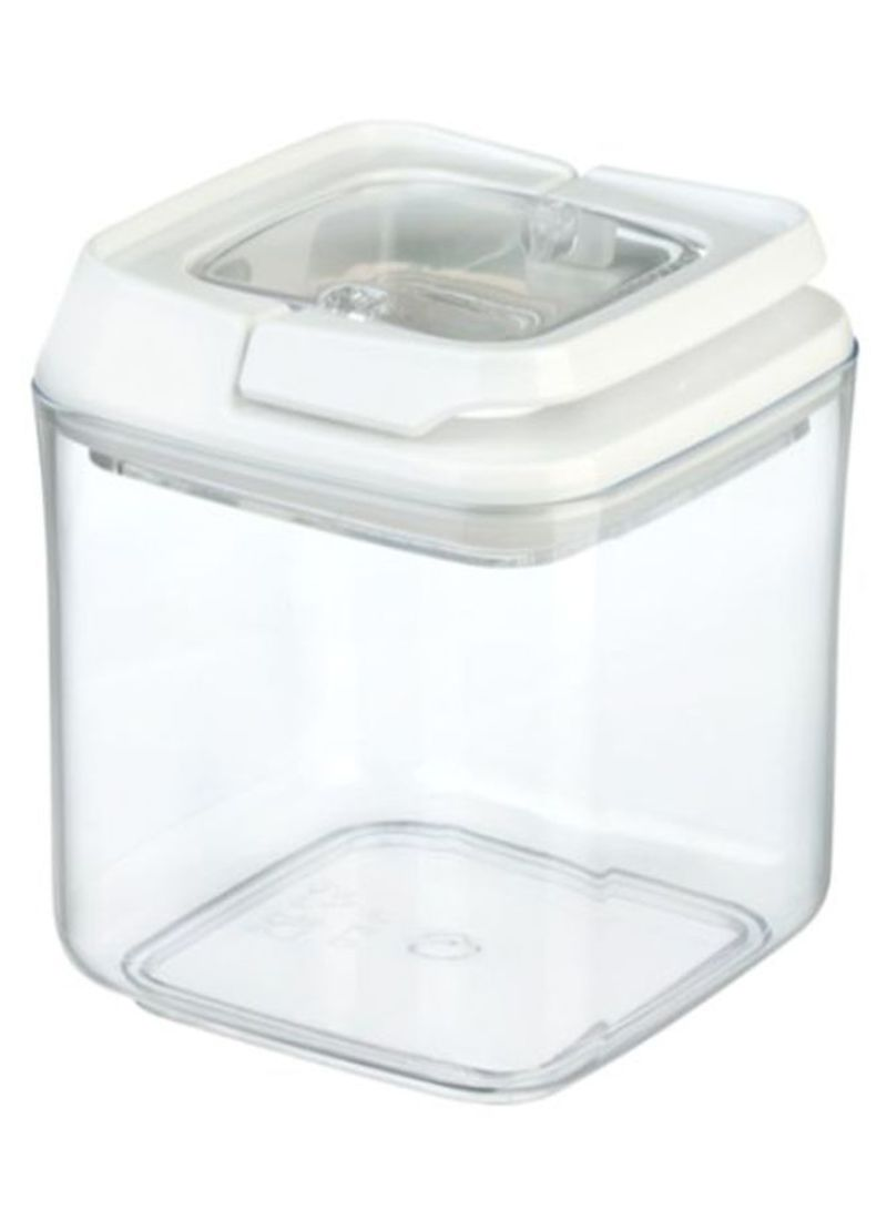 Klikon Food Storage Container Clear 11.5 centimeter