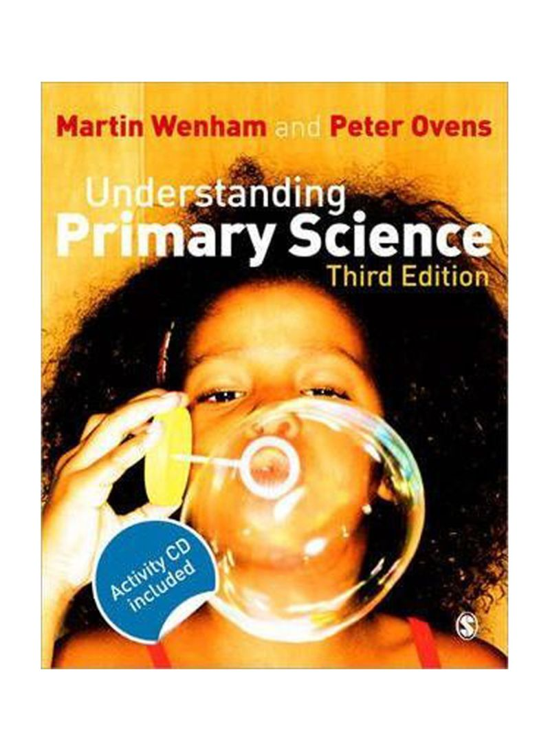 Understanding Primary Science Paperback 3