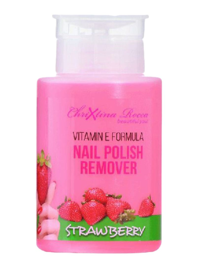 Nail Polish Remover Pink