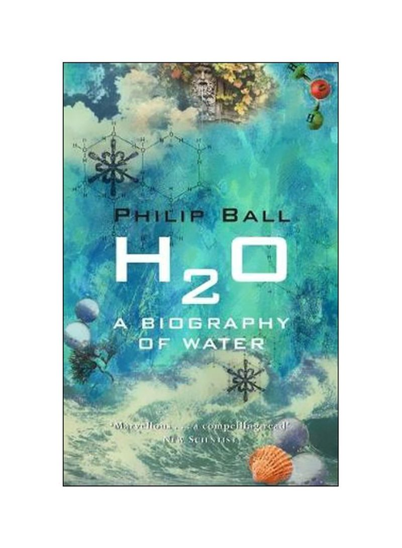 H2o: A Biography Of Water Paperback