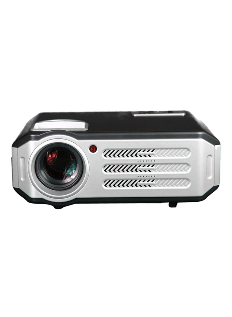 Home Theater Video Digital Projector Black