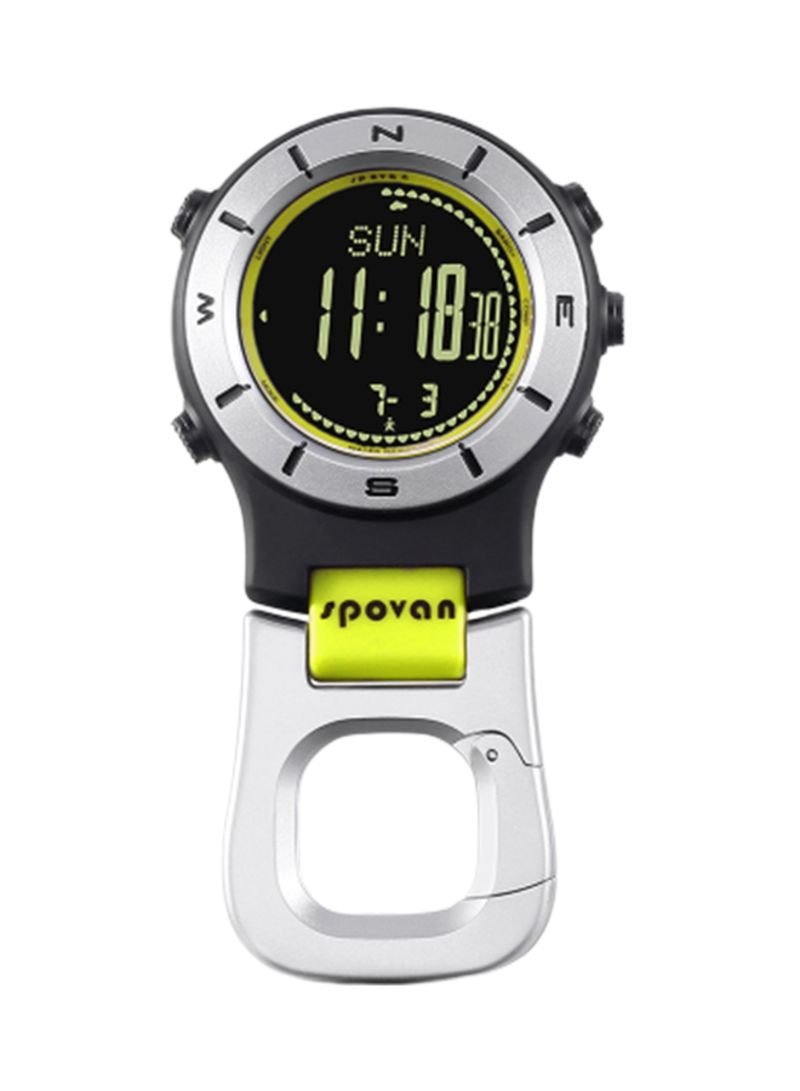 Smart Watch Altimeter Barometer Compass Clip Sports Watches