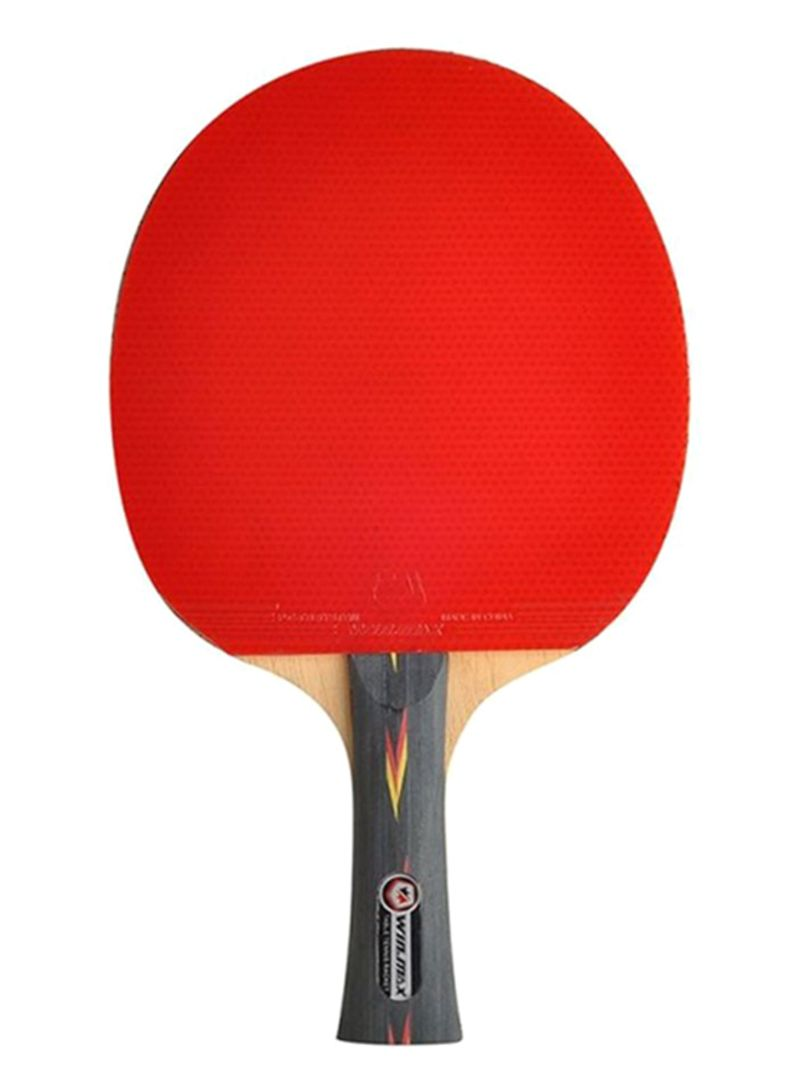 4 Stars Long Handle Table Tennis Racket