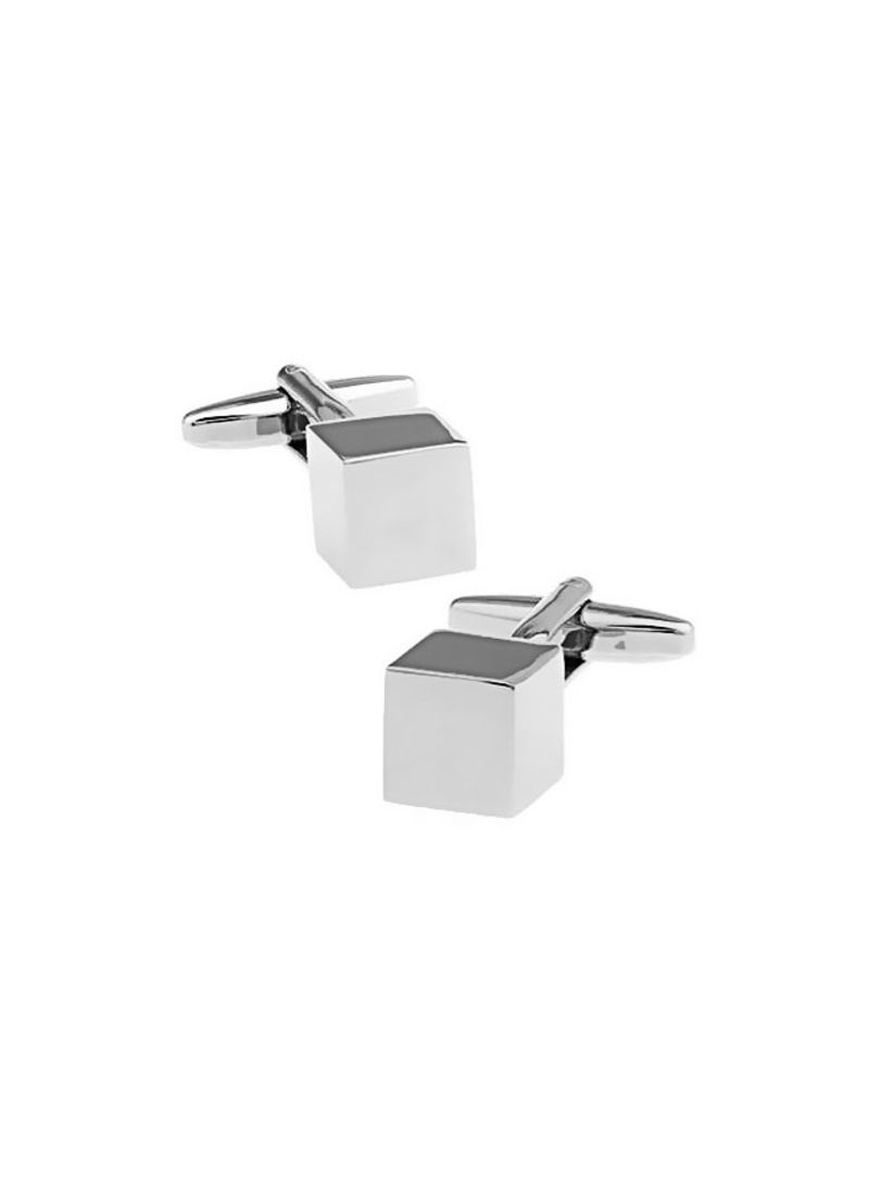 Stainless Steel French Shirts Cufflinks
