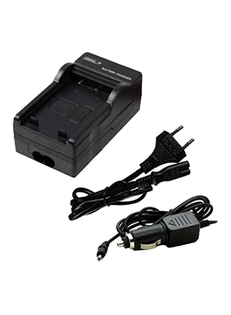 NP-100 Camera Battery Charger For Fuji Black