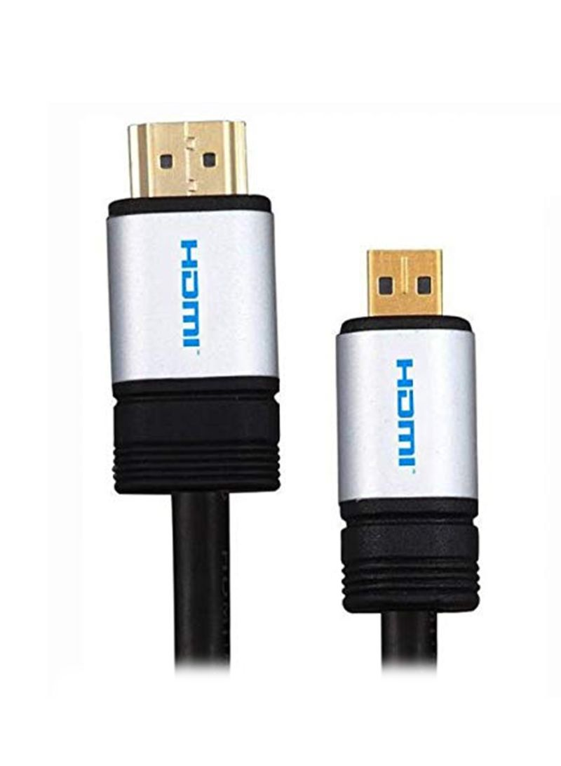HDMI HDTV Cable For Acer Aspire Switch Laptop Black/Silver/Gold