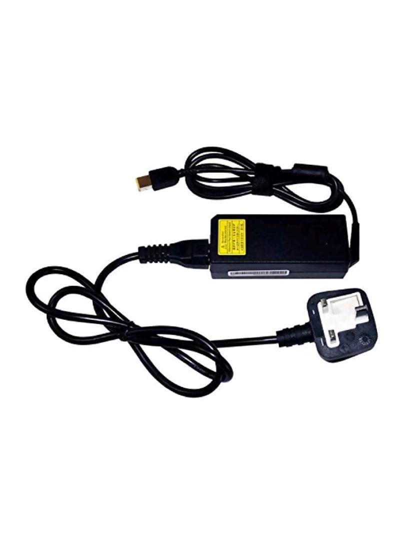Adapter For Lenovo ThinkPad T440S AC Power Black