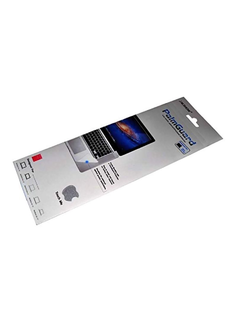 Touchpad Protector For Apple MacBook Retina Display And Force Touch Trackpad Space Grey