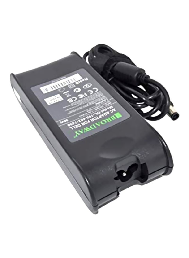 AC Power Adapter Charger Dell Inspiron 1520 Black