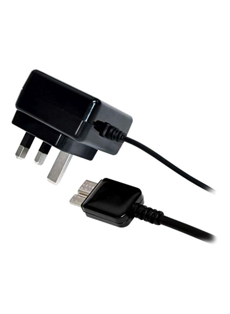 Home Charger For Samsung Galaxy Tablet Black/Silver