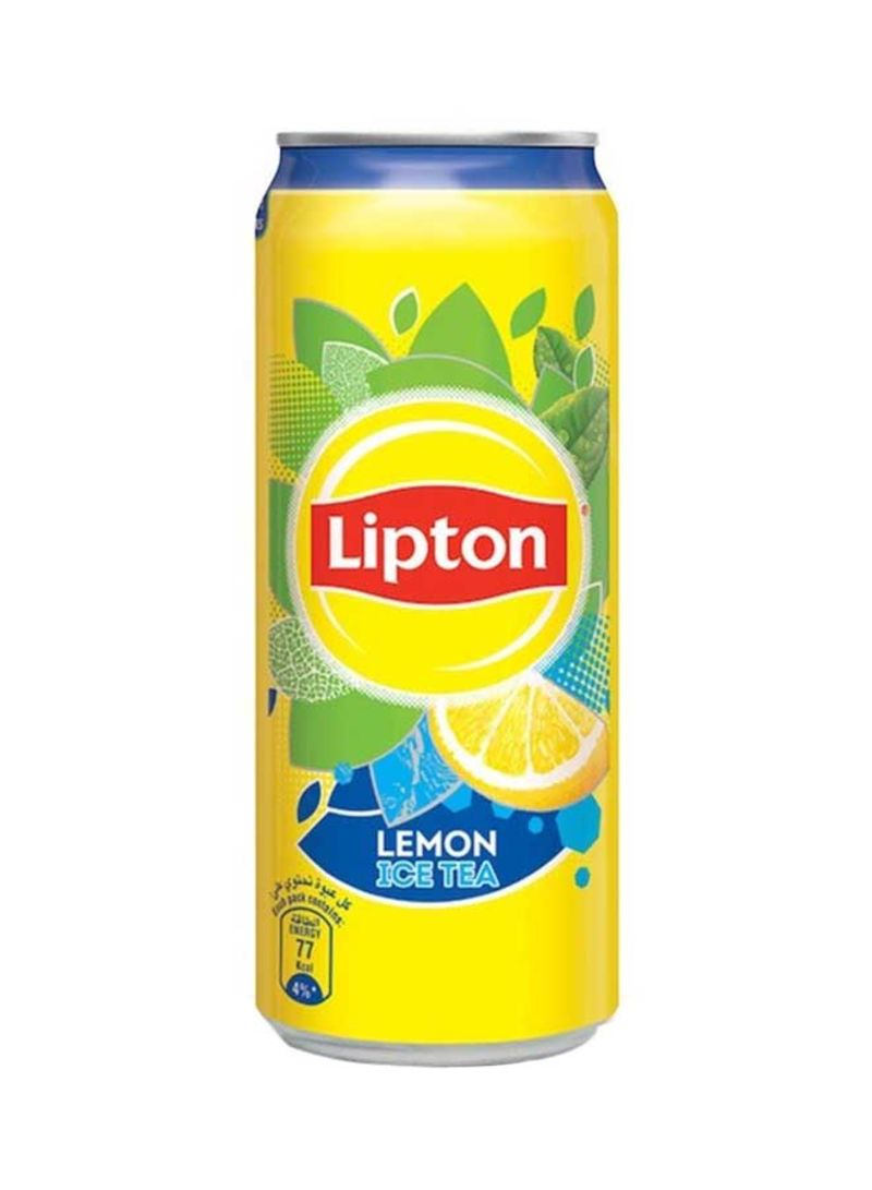 Non Carbonated Lemon Ice Tea Canned 320 ml