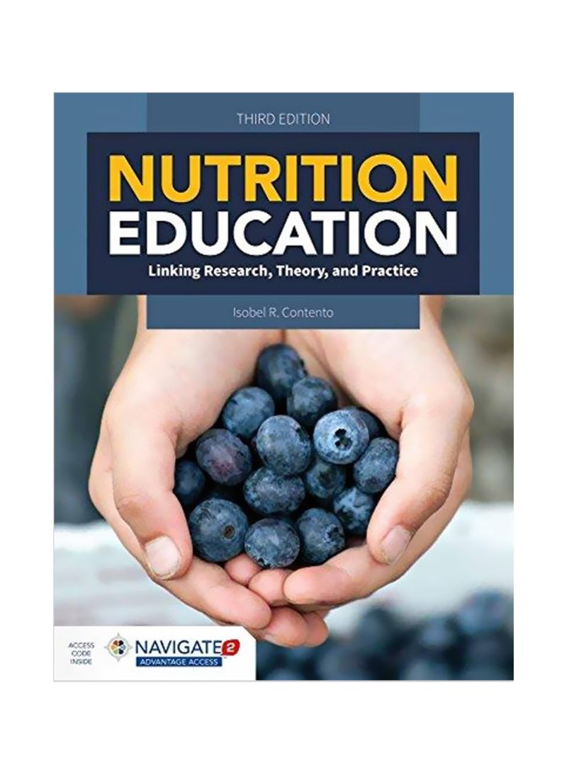 Nutrition Education Hardcover 3