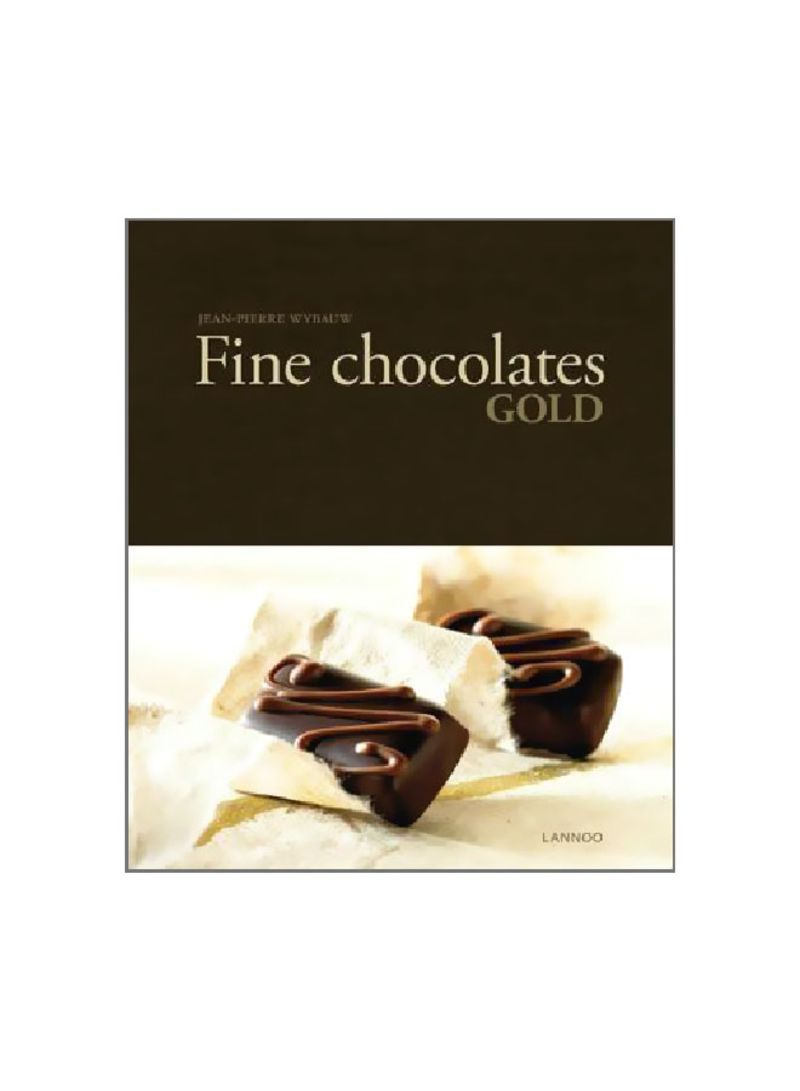 The Fine Chocolates: Gold Hardcover
