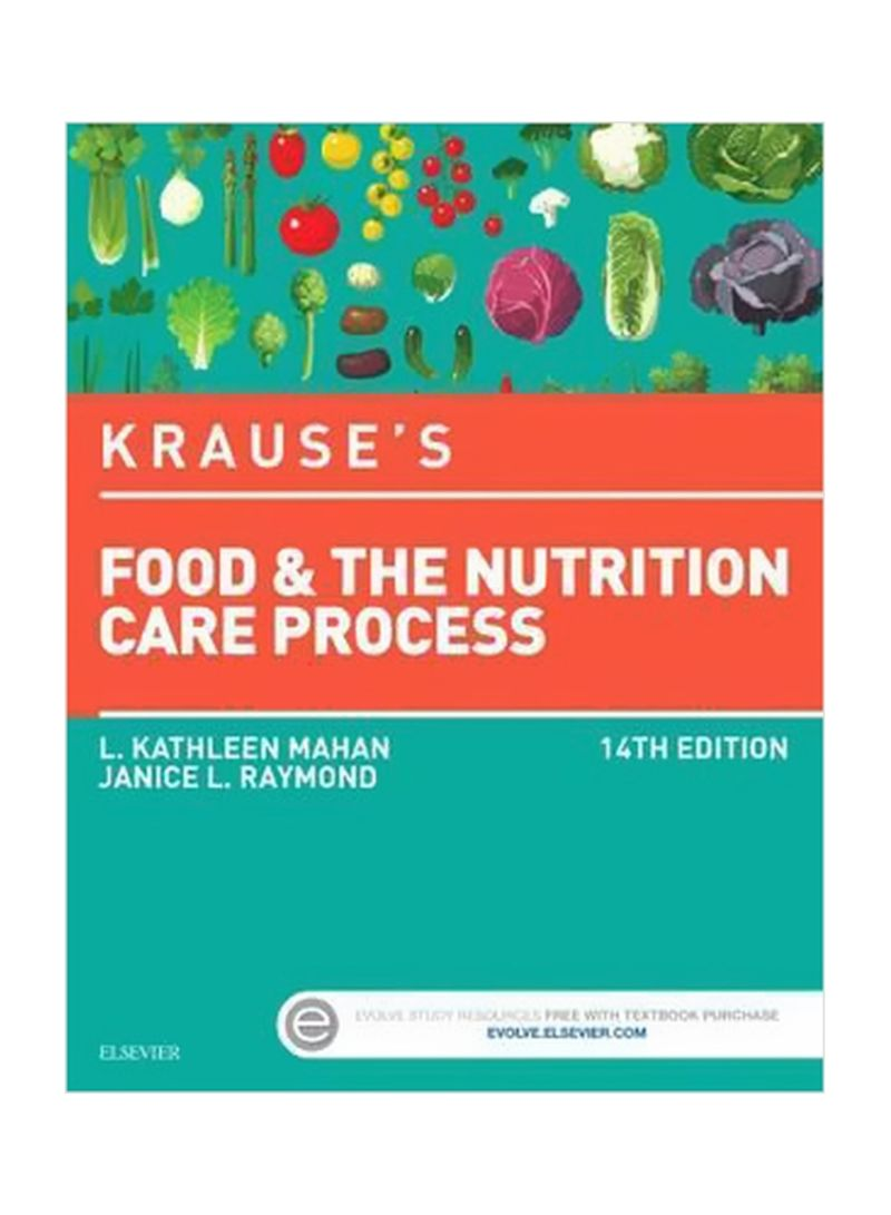 Krause's Food And The Nutrition Care Process Hardcover 14