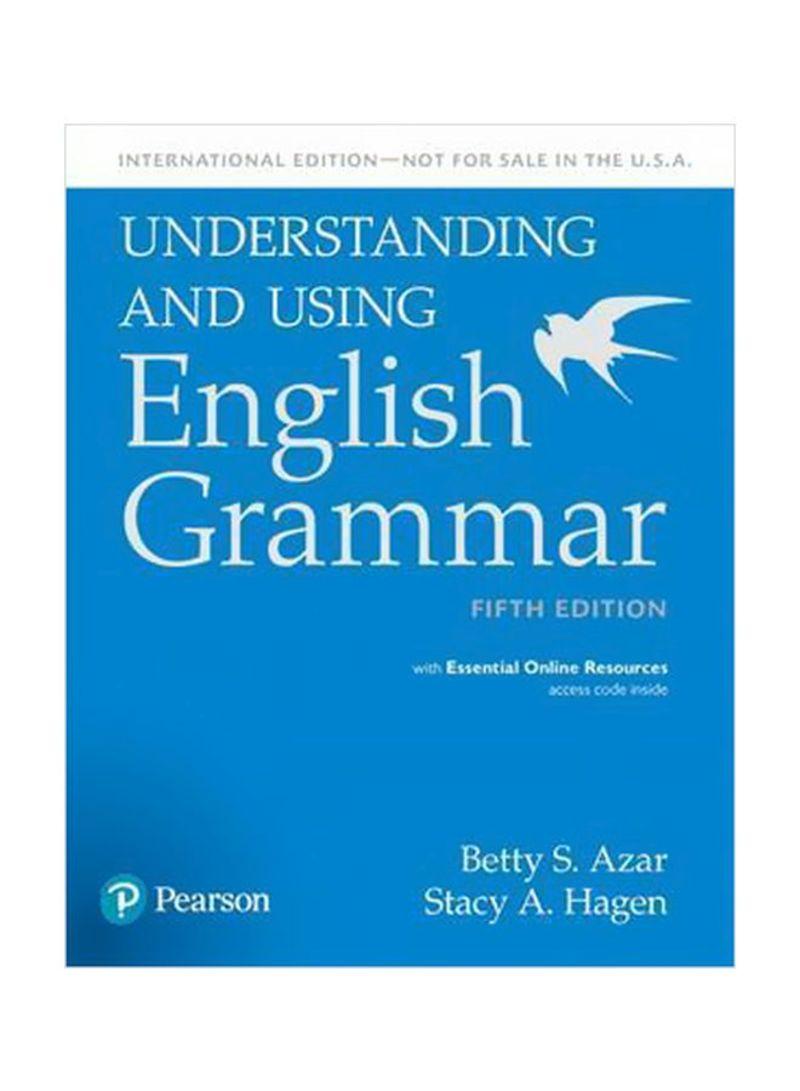 Understanding And Using English Grammar Paperback 5