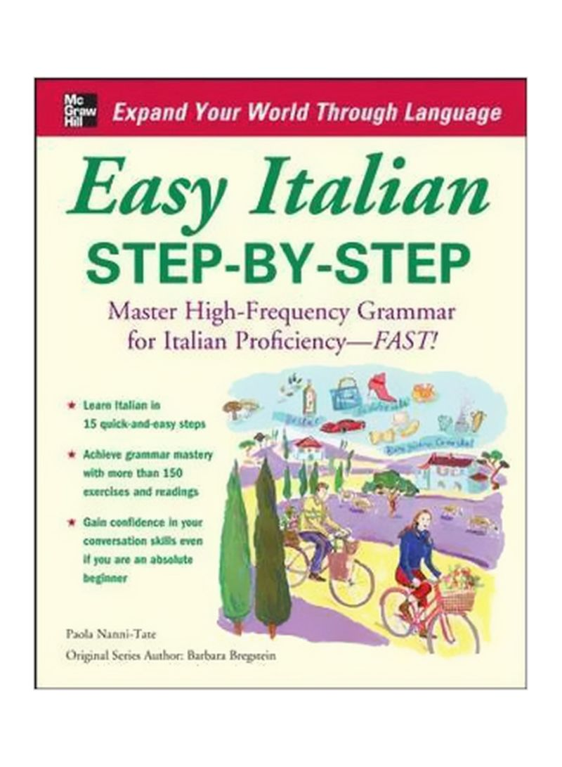 Easy Italian Step-By-Step Paperback
