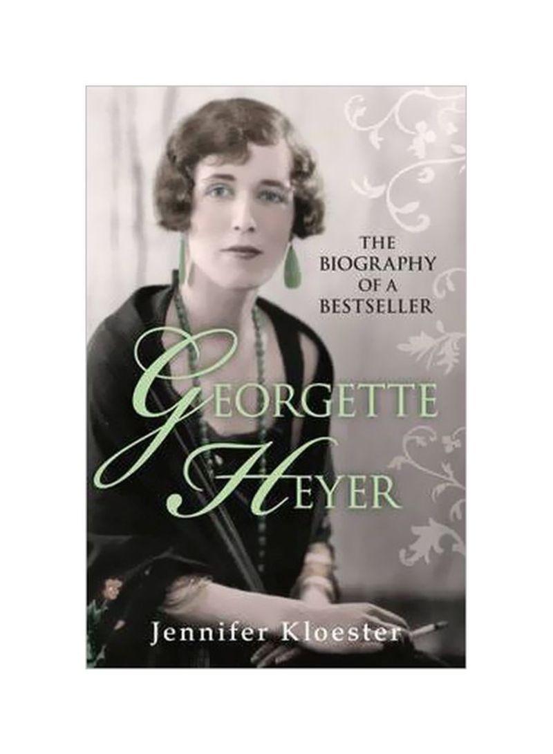 Georgette Heyer Biography Paperback