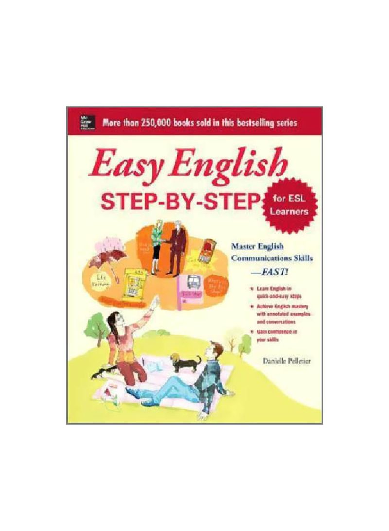 Easy English Step-By-Step For Esl Learners Paperback