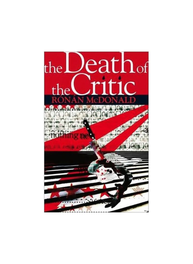 The Death Of The Critic Paperback