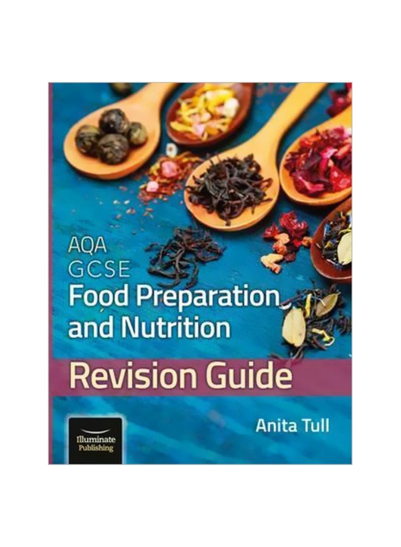 Aqa Gcse Food Preparation And Nutrition Paperback