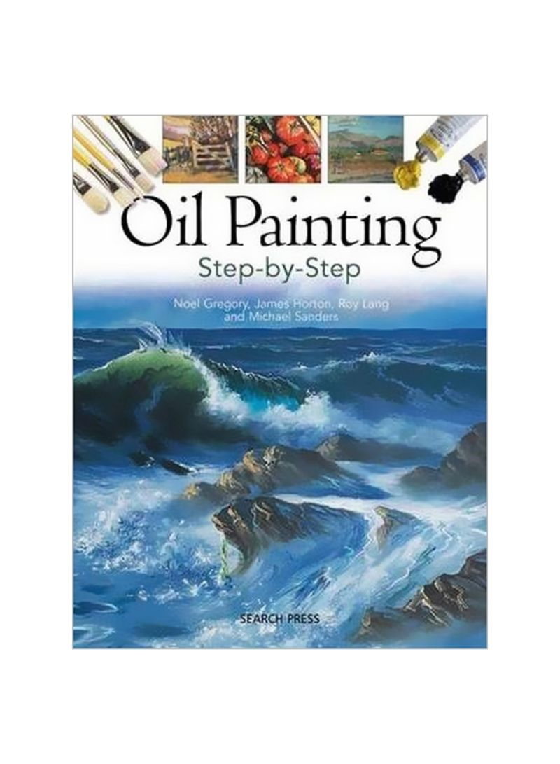 Oil Painting Step-by-step Paperback