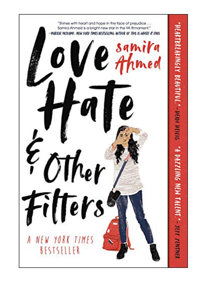 Love, Hate And Other Filters Paperback