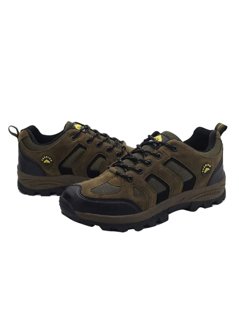 Yg46170 Breathable Flat Heel Outdoor Climbing Shoes 41