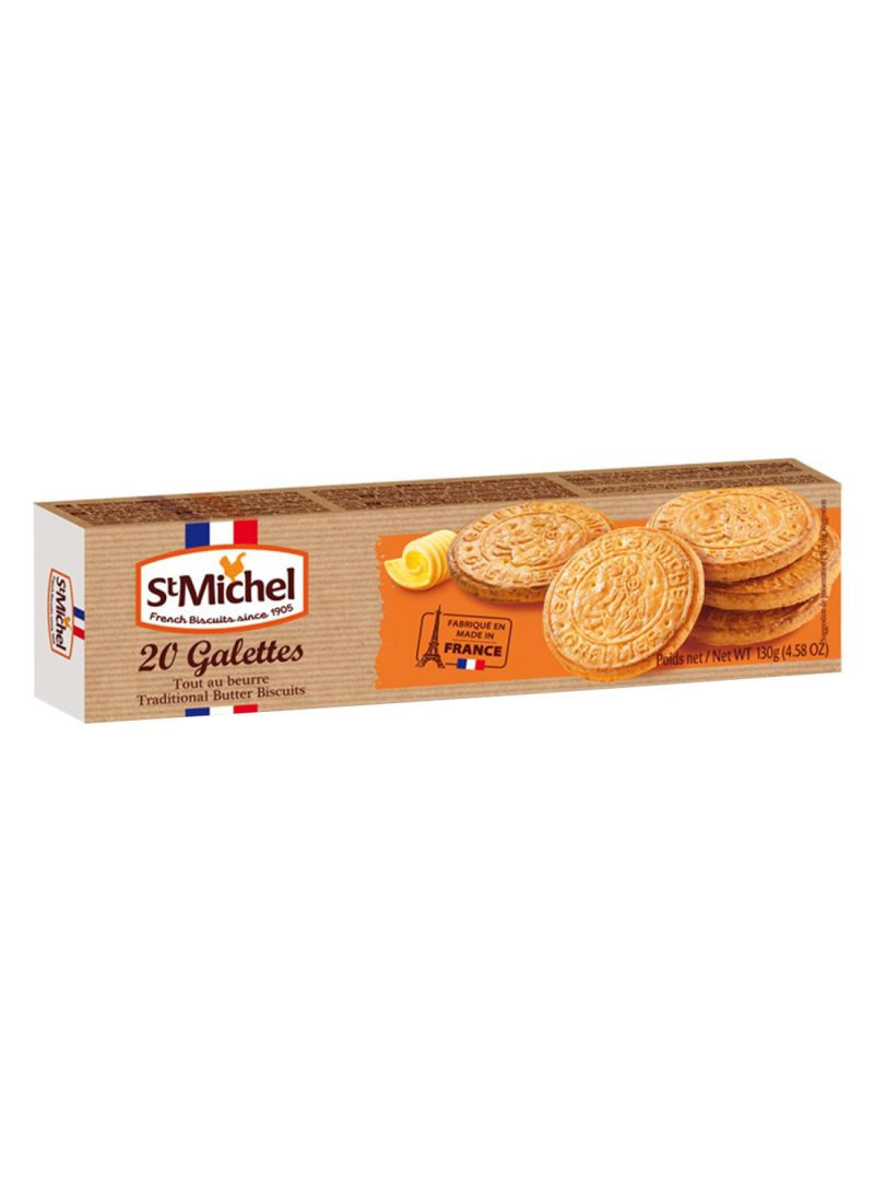 Traditional Butter Biscuits 130 g