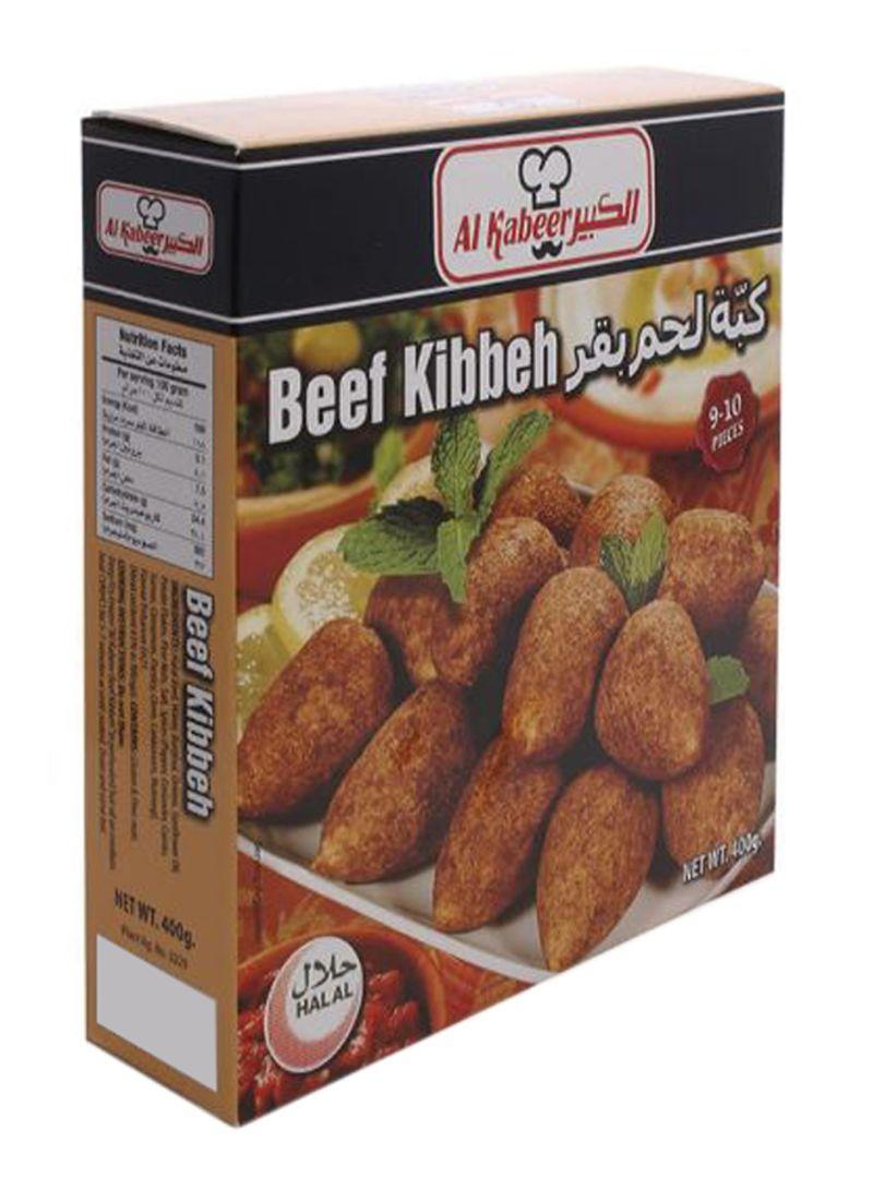 Pack Of 9-10 Beef Kibbeh 400 g