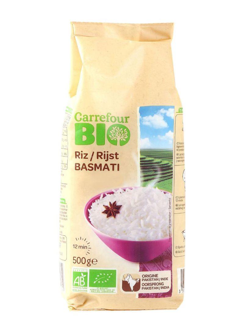 Bio Organic Basmati Rice 500 g