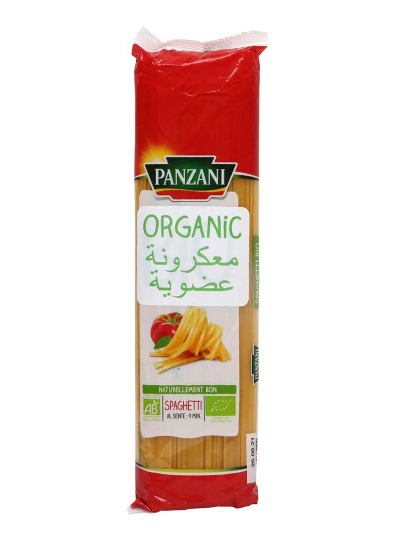 Organic Spaghetti Pasta 500 g