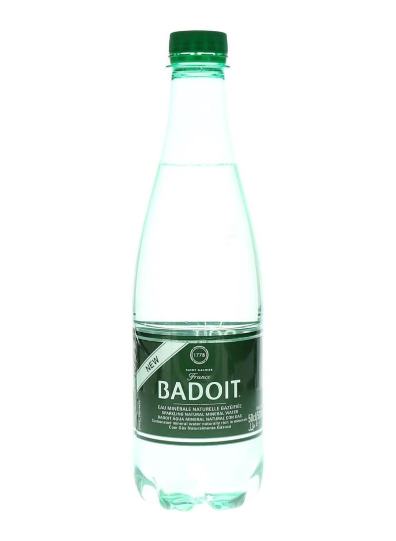 Sparkling Natural Mineral Water 500 ml