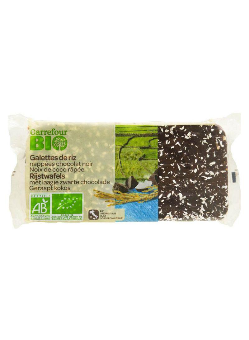 Bio Organic Rice Biscuits 90 g