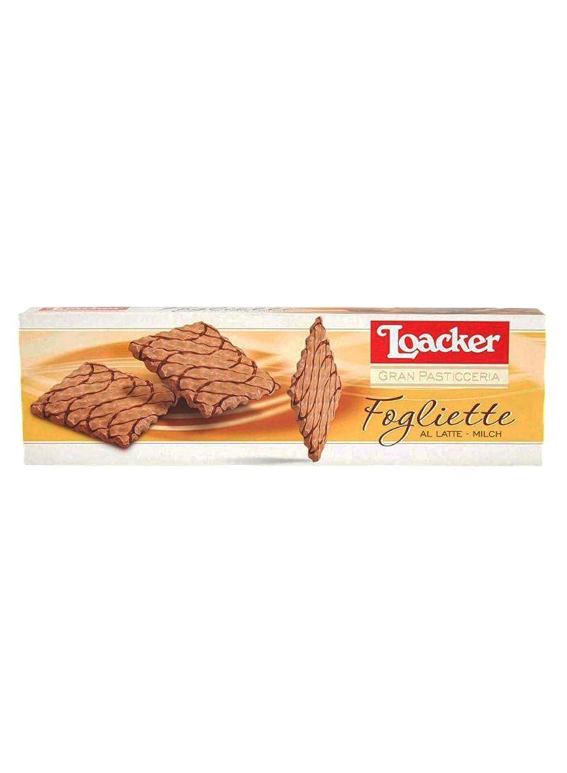 Gran Pasticceria Fogliette Milk Biscuits 100 g