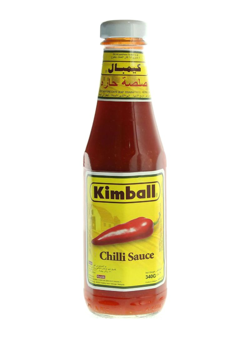 Chilli Sauce 340 g