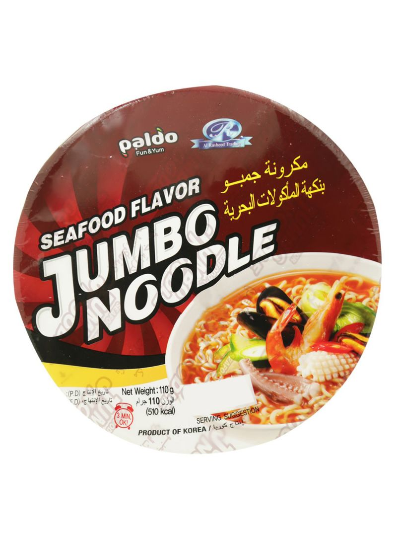 Seafood Flavour Jumbo Noodles 110 g