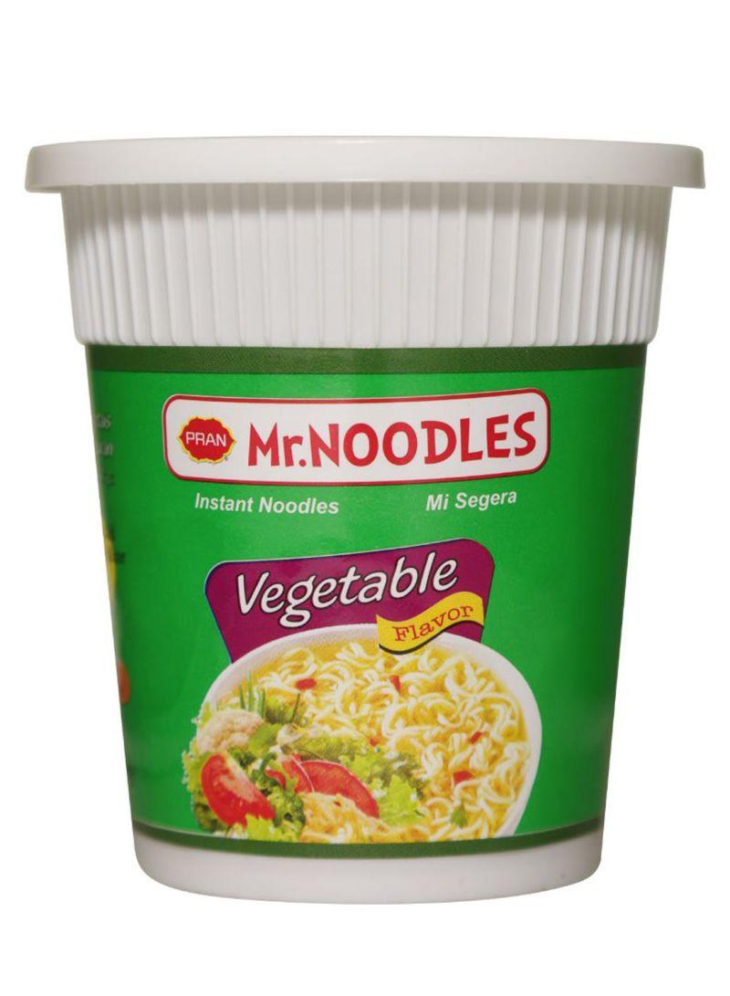 Mr. Noodles Instant Noodles Vegetables Flavor 60 g