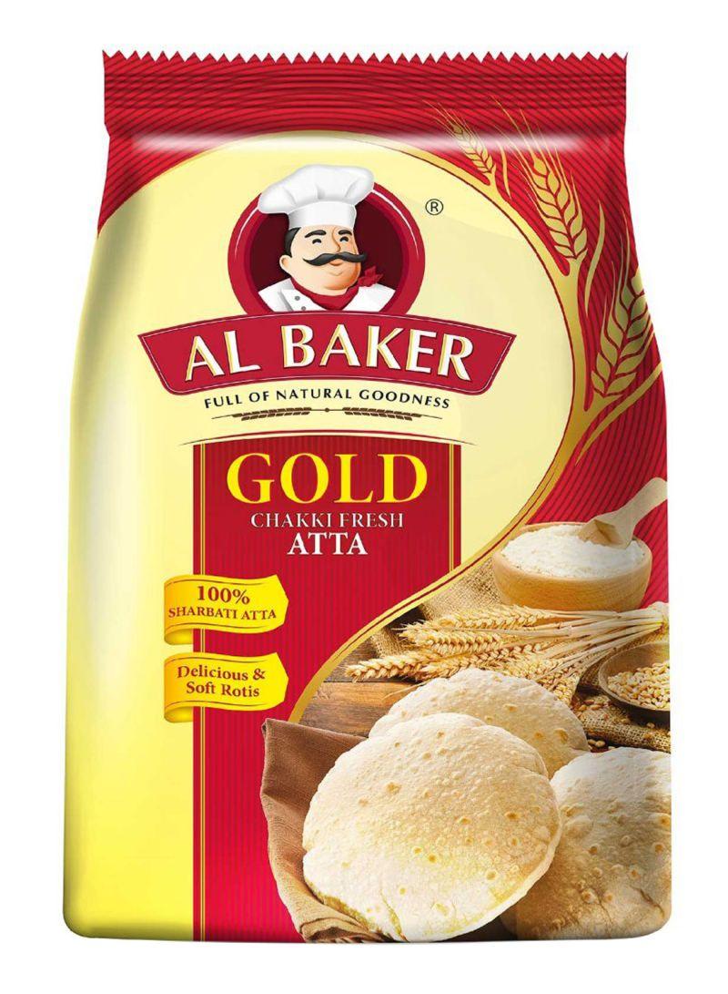 Gold Chakki Fresh Atta 2 kg
