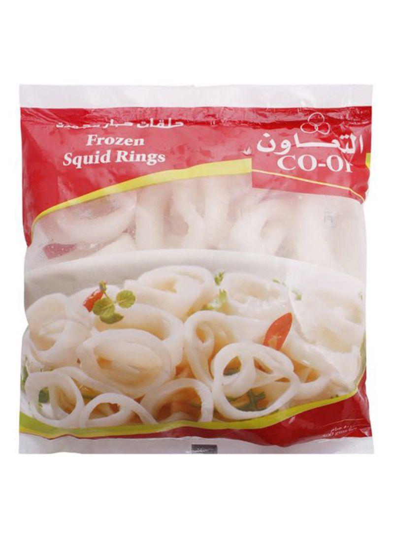 Frozen Squid Rings 500 g