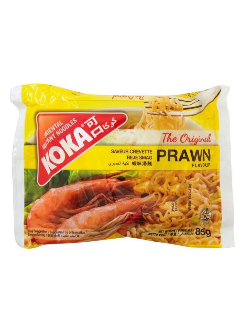 Oriental Instant Noodles Prawn Flavour Noodles 85 g