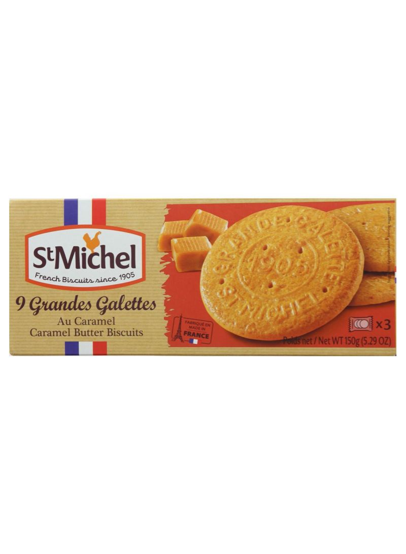 Caramel Butter Biscuits 150 g