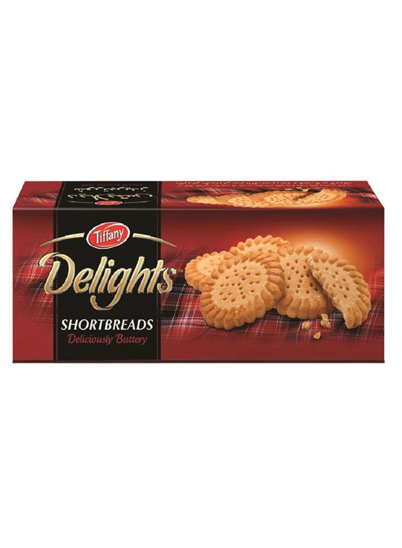 Delights Deliciously Buttery Biscuits 200 g