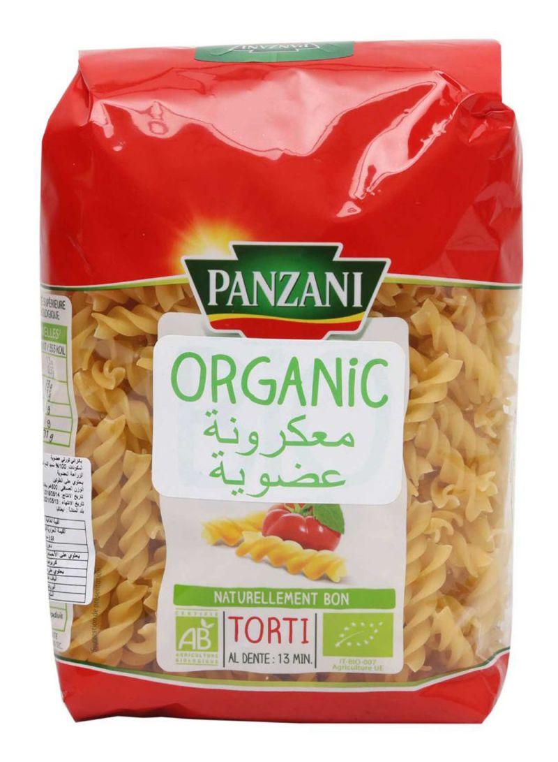 Organic Torti Pasta 500 g